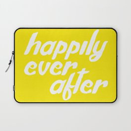 happily ever after Laptop Sleeve