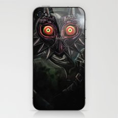 Legend of Zelda Majora's Mask Link iPhone & iPod Skin