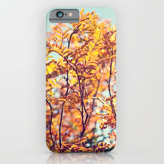 Mountain Fall iPhone & iPod Case