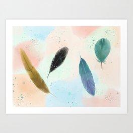 Sorbe Art Print