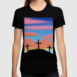 Jesus Christ and Him Crucified T-shirt