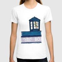 hallion T-shirts featuring Stowaway by Karen Hallion Illustrations