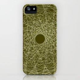 Guilloche #1 iPhone Case