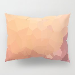 Fire Moon Love Pillow Sham