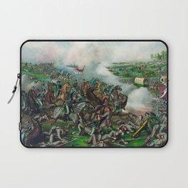 Battle of Five Forks Laptop Sleeve