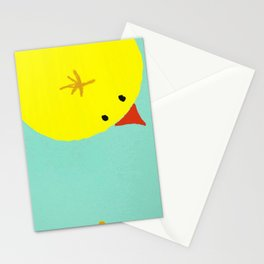 """""""The Peek"""" Stationery Cards"""