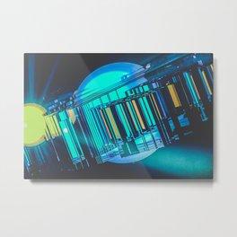 spectral shadows Metal Print