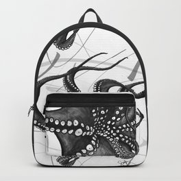 Octopus backpack Backpack