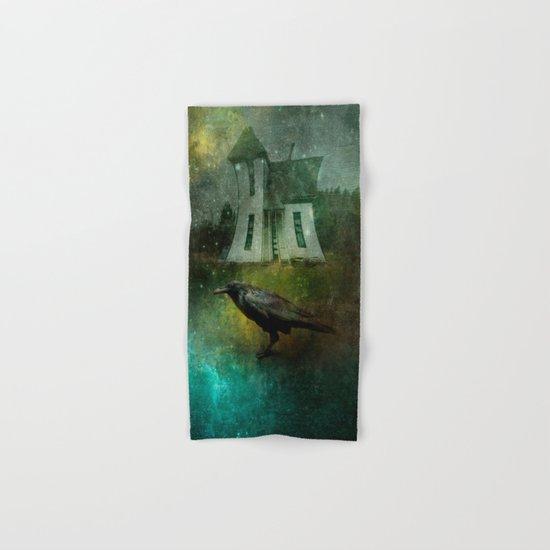 Crow House Hand & Bath Towel