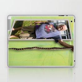 The Snake Dude Laptop & iPad Skin