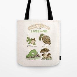 Uncommon Plants Of The Lumberwood Tote Bag