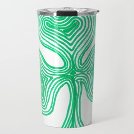 Shamrock Travel Mug