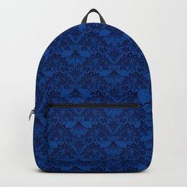 Stegosaurus Lace - Blue Backpack