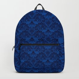 Stegosaurus Lace - Blue Backpack