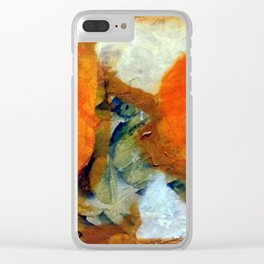 Erotic Fantasy Clear iPhone Case