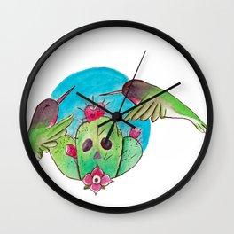 Amor Espinado Wall Clock