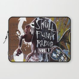 SKULL FUNK RADIO VOL. 1 Laptop Sleeve