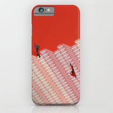 upstairs downstairs... iPhone 6 Slim Case