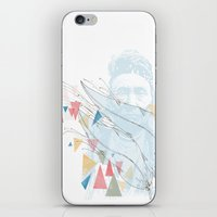 native iPhone & iPod Skins featuring Native by bri musser