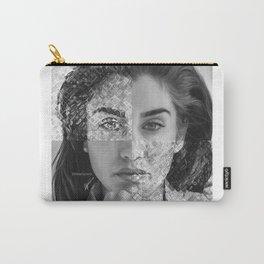 Lauren Jauregui Digital Painting Carry-All Pouch