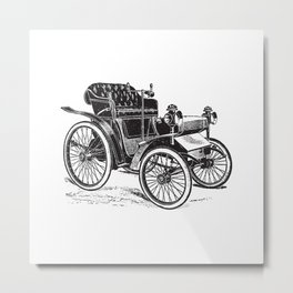 old car-II Metal Print