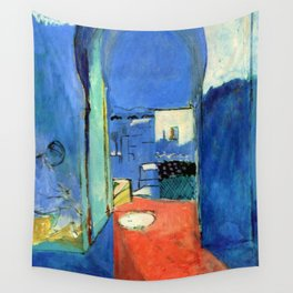 Henri Matisse The Casbah Gate Wall Tapestry