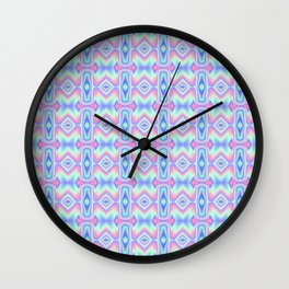 Psychedelic Trip Wall Clock