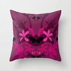Fauna Throw Pillow