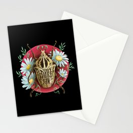 Goliat Beetle Stationery Cards