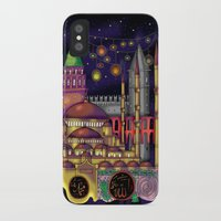 istanbul iPhone & iPod Cases featuring Istanbul  by Aleksandra Jevtovic
