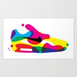 AM90 Art Print