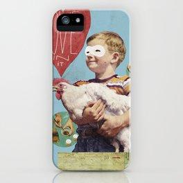 love in it iPhone Case