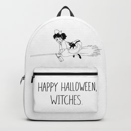 Happy Halloween, Witches! Backpack