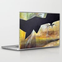 mirror Laptop & iPad Skins featuring mirror by Andreas Derebucha