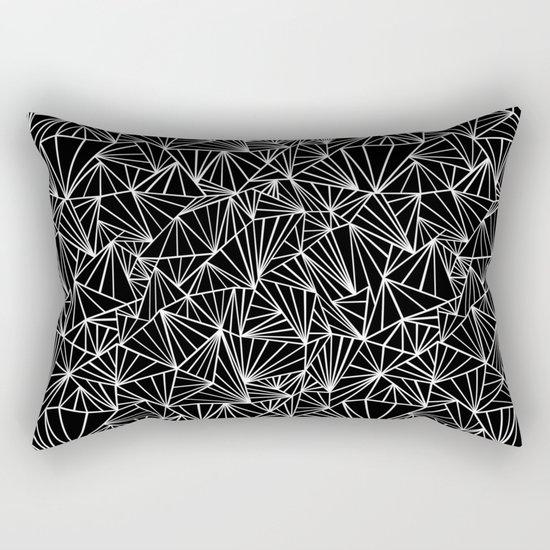 Ab Fan Repeat Rectangular Pillow