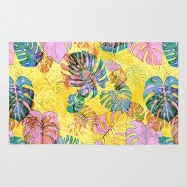 Kona Tropic Yellow Rug