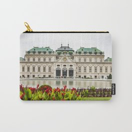 Upper Belvedere Palace, Vienna, Austria Carry-All Pouch