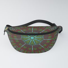 Cluster Fanny Pack