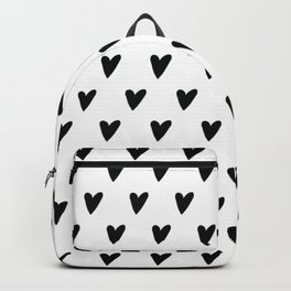 blk hrts Backpack