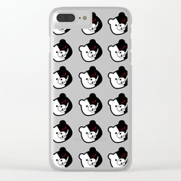 Monokuma! Clear iPhone Case