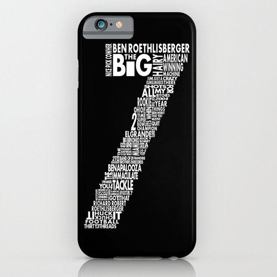 #7 iPhone & iPod Case