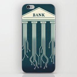 Bitcon Mania iPhone Skin