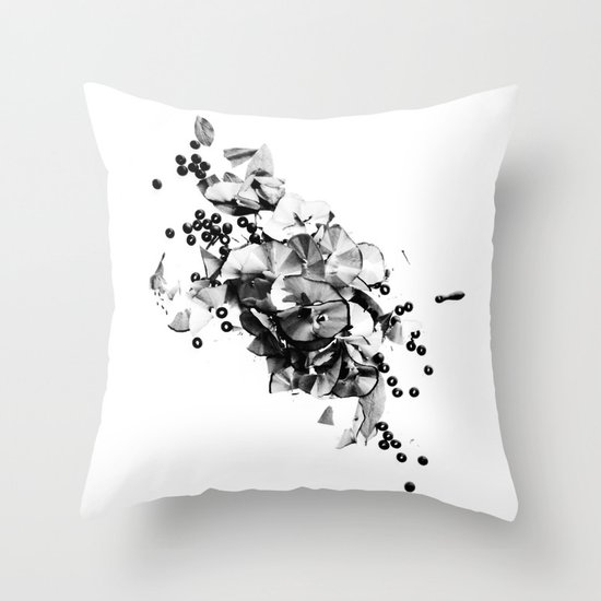 Maderas Neuronales Throw Pillow