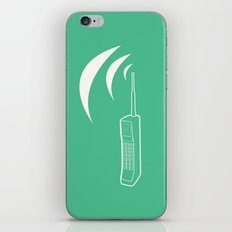 Mobile iPhone & iPod Skin