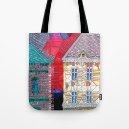 Welcome to the Neighborhood Tote Bag
