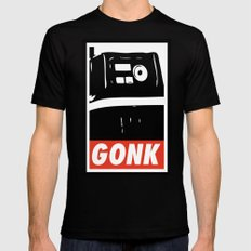 OBEY the Gonk LARGE Black Mens Fitted Tee