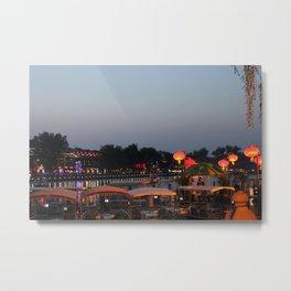 Beautiful Beijing Metal Print