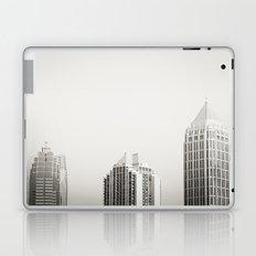 Three Buildings  Laptop & iPad Skin