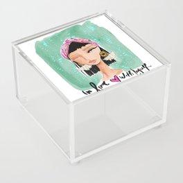 Selflove Acrylic Box