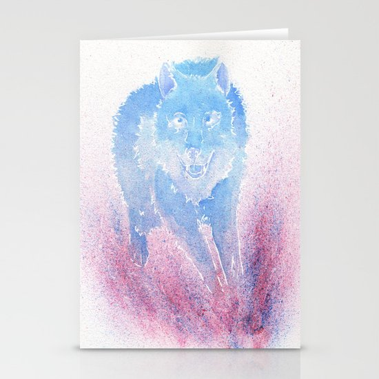 Wild Run Stationery Cards